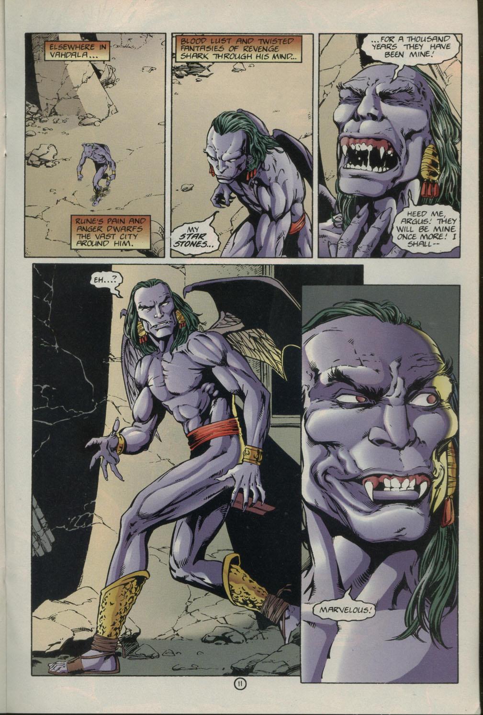 Read online Godwheel comic -  Issue #1 - 14