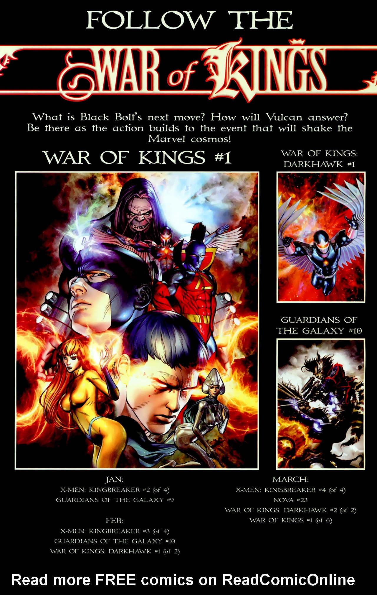 Read online Secret Invasion: War of Kings comic -  Issue # Full - 40