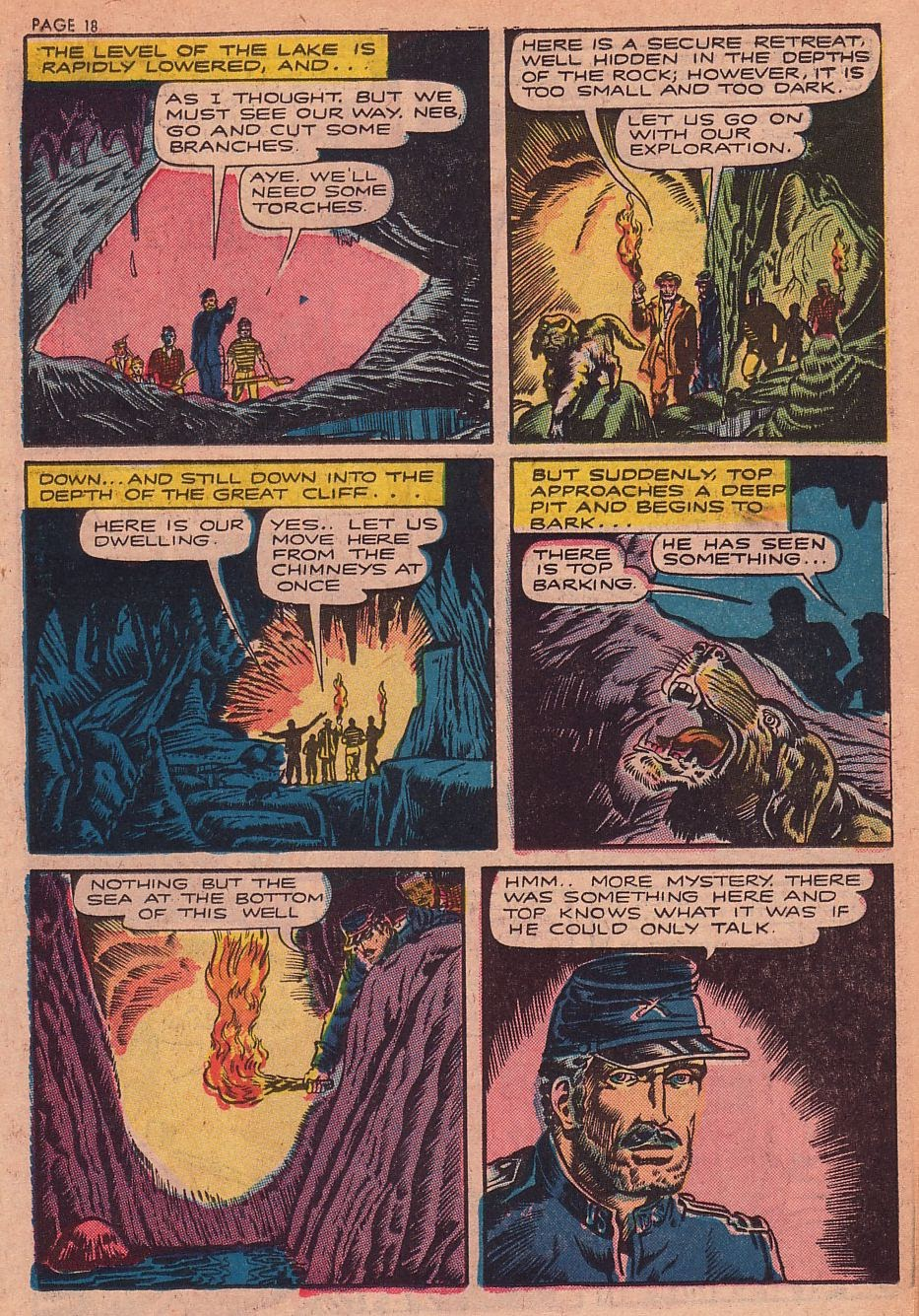 Classics Illustrated issue 34 - Page 17