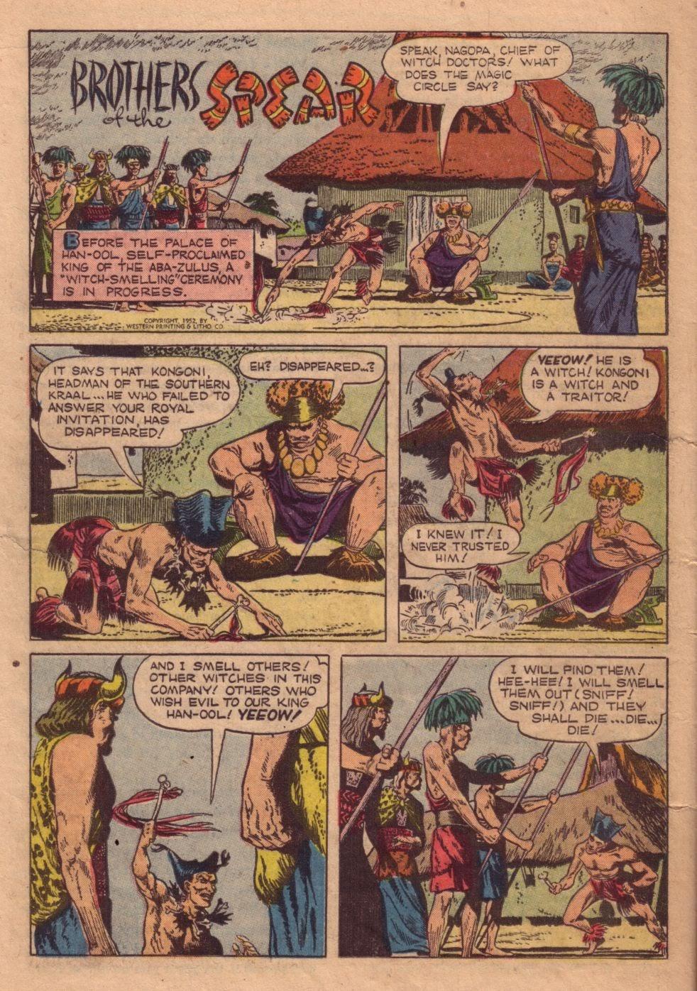 Tarzan (1948) issue 40 - Page 44