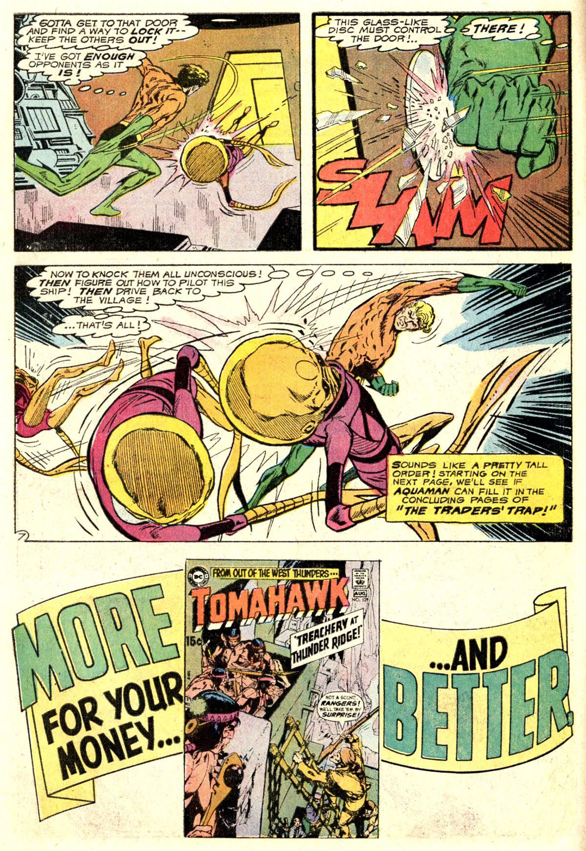Read online Aquaman (1962) comic -  Issue #52 - 10
