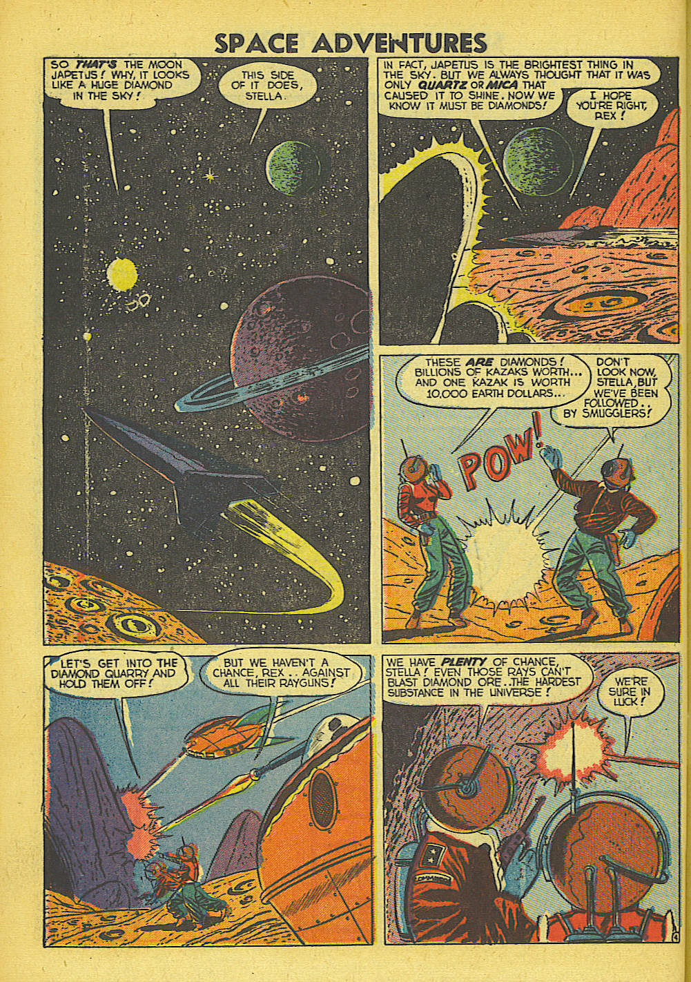 Read online Space Adventures comic -  Issue #5 - 15