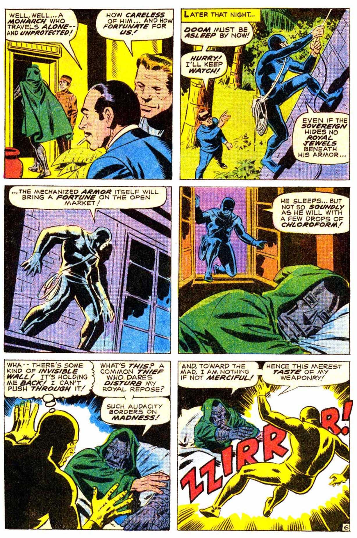 Read online Astonishing Tales (1970) comic -  Issue #4 - 7