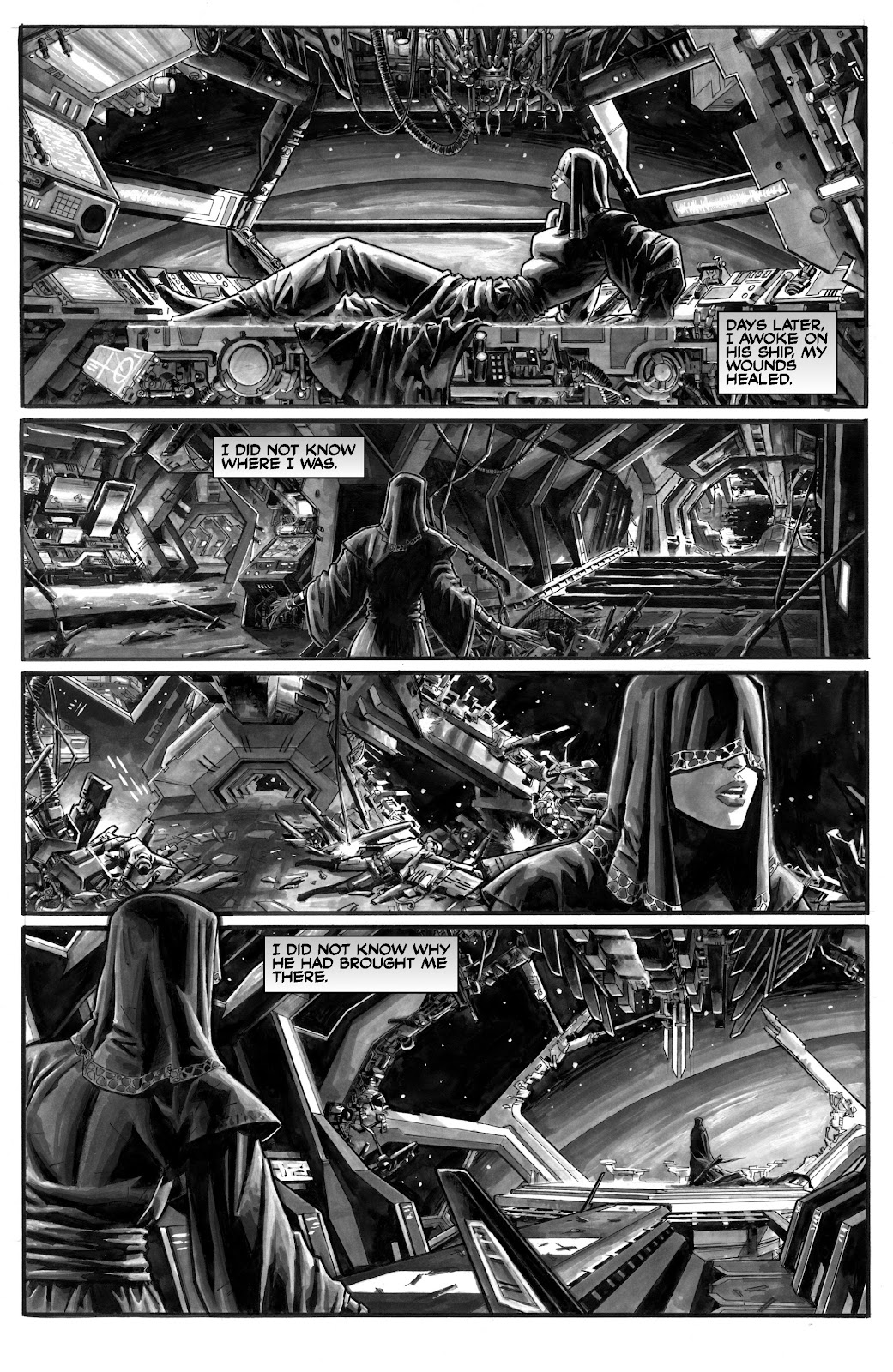 Read online Star Wars Legends: The Old Republic - Epic Collection comic -  Issue # TPB 3 (Part 5) - 23