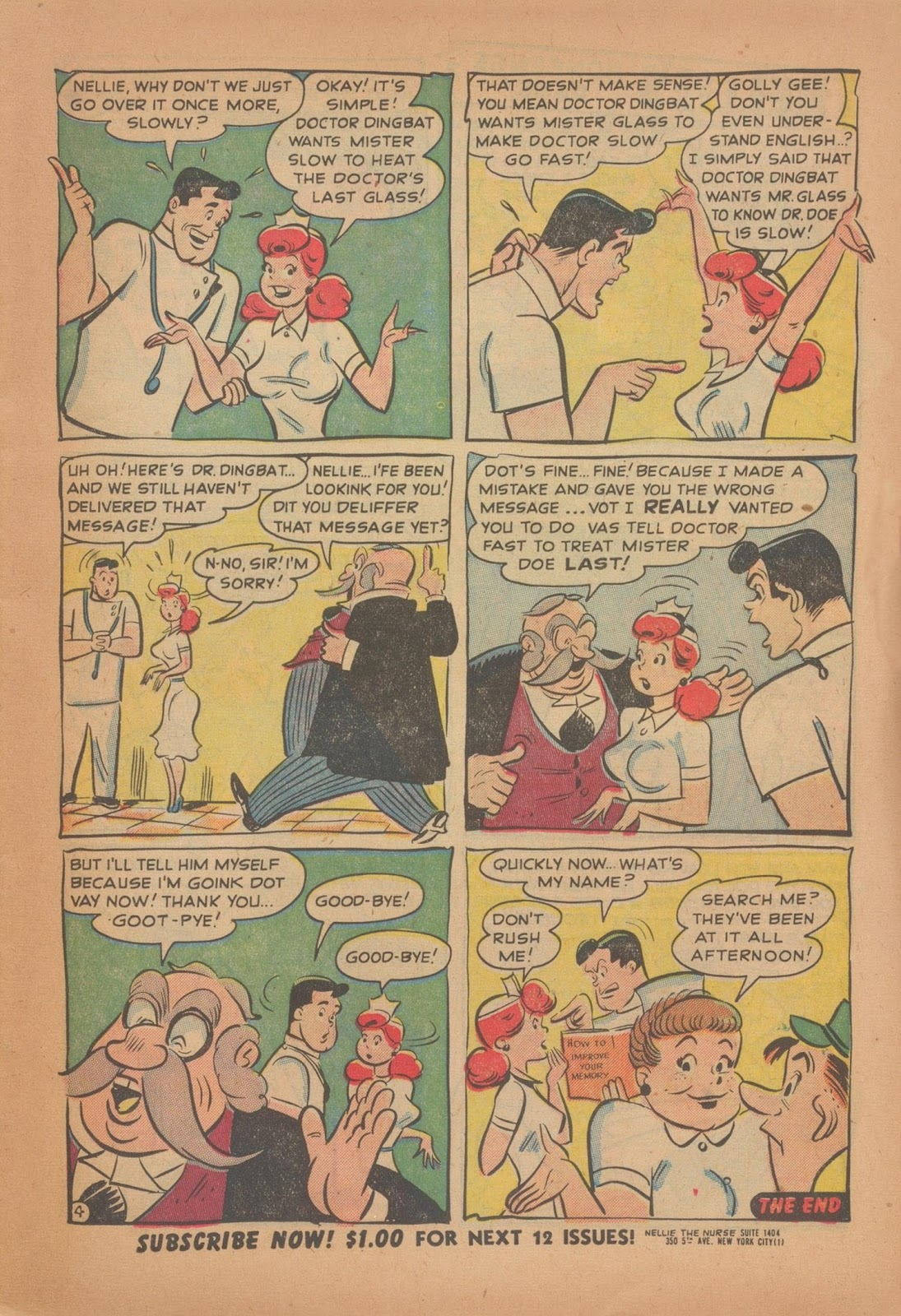 Nellie The Nurse (1945) issue 28 - Page 11