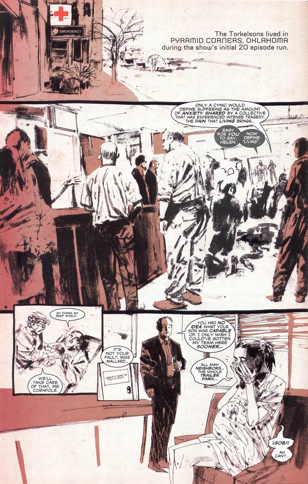 Read online Automatic Kafka comic -  Issue #6 - 6