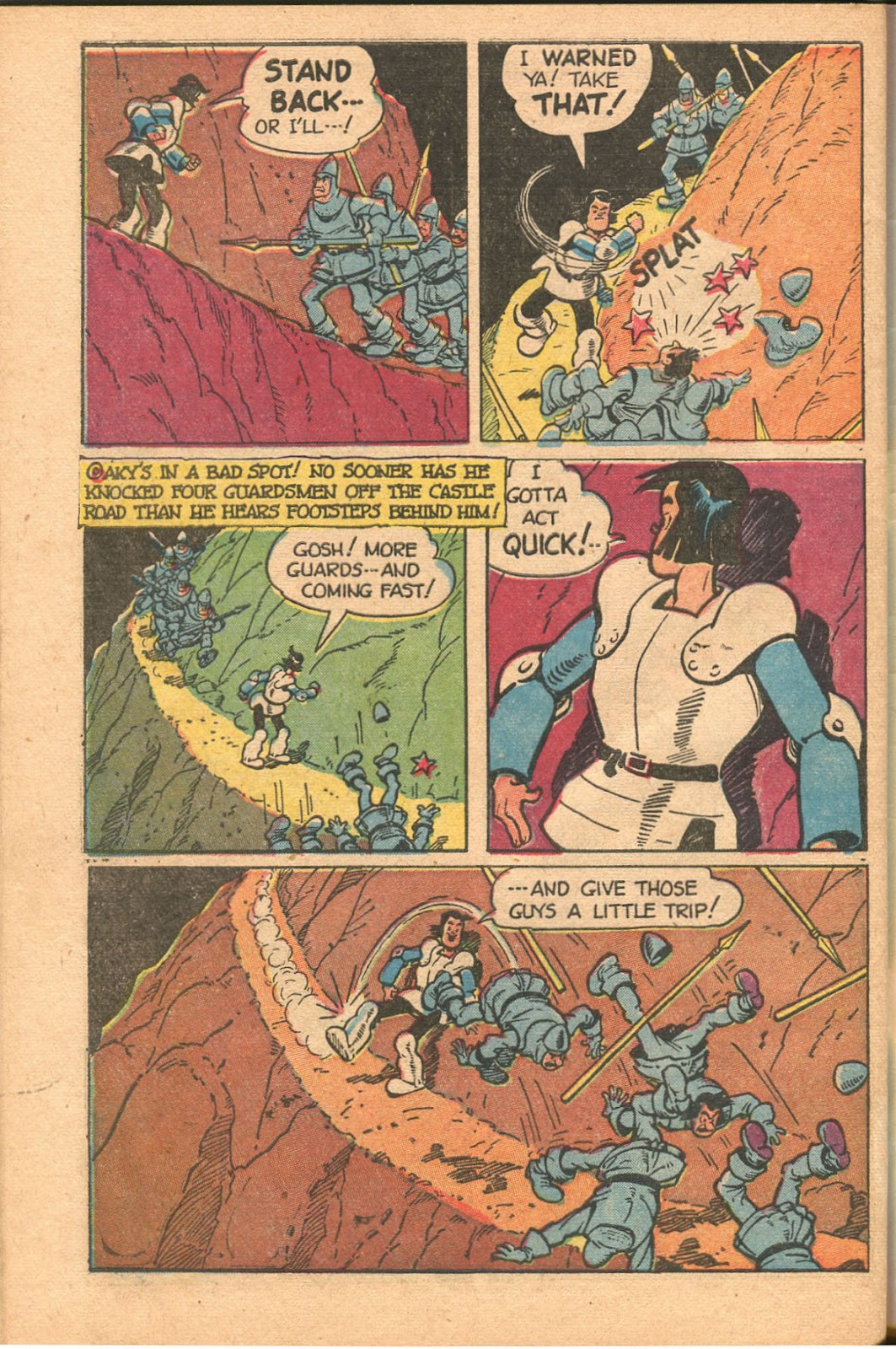 Read online Famous Funnies comic -  Issue #165 - 46