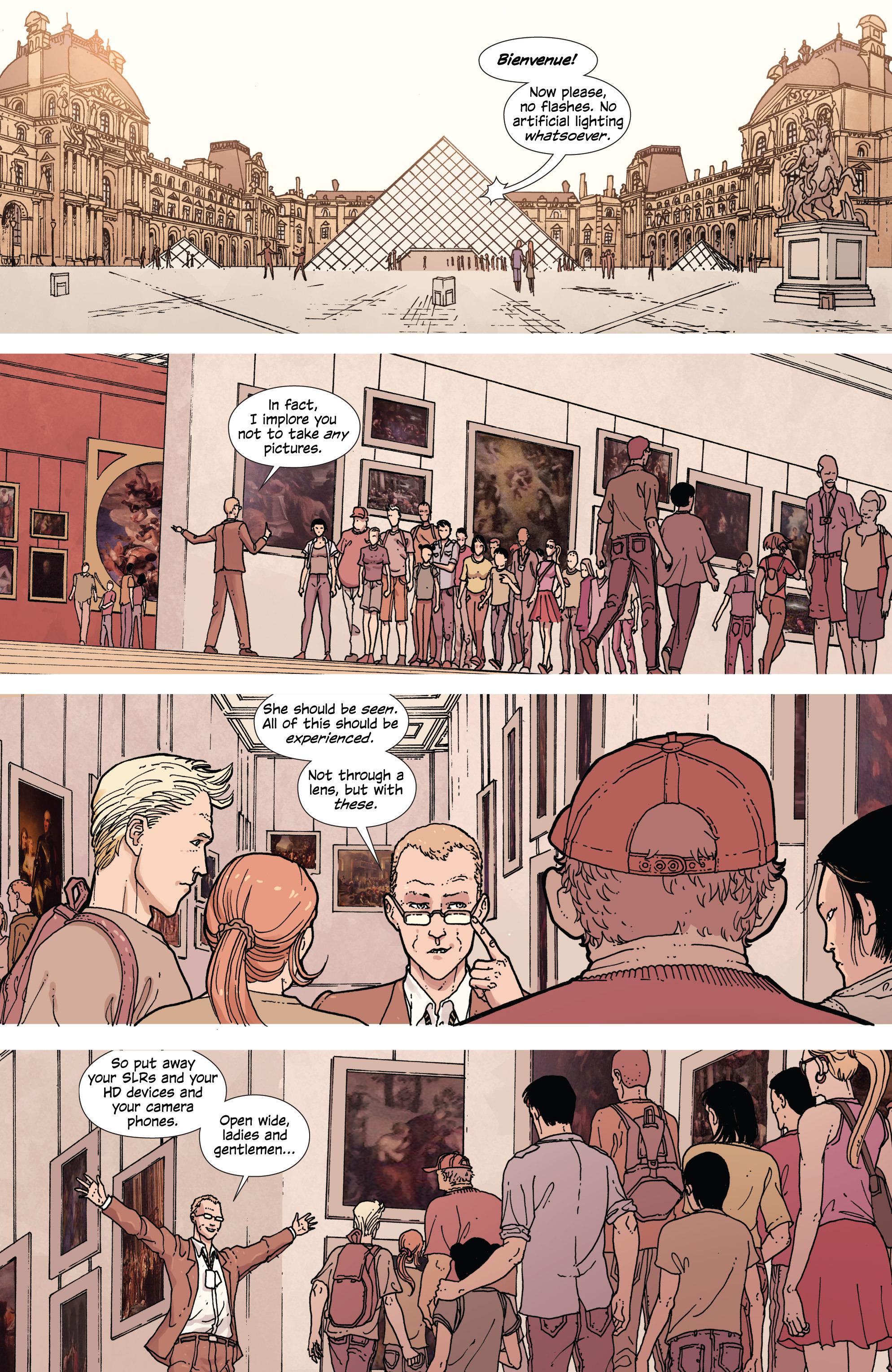 Read online Ragnarok comic -  Issue #10 - 34