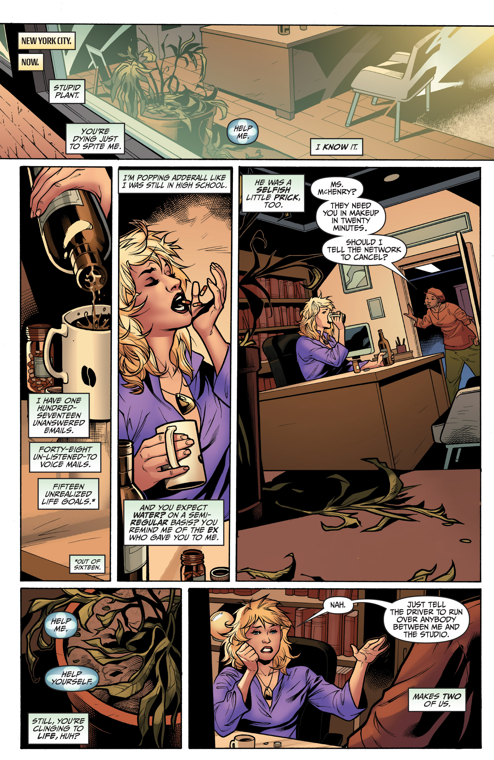 Read online Archer and Armstrong comic -  Issue #6 - 6