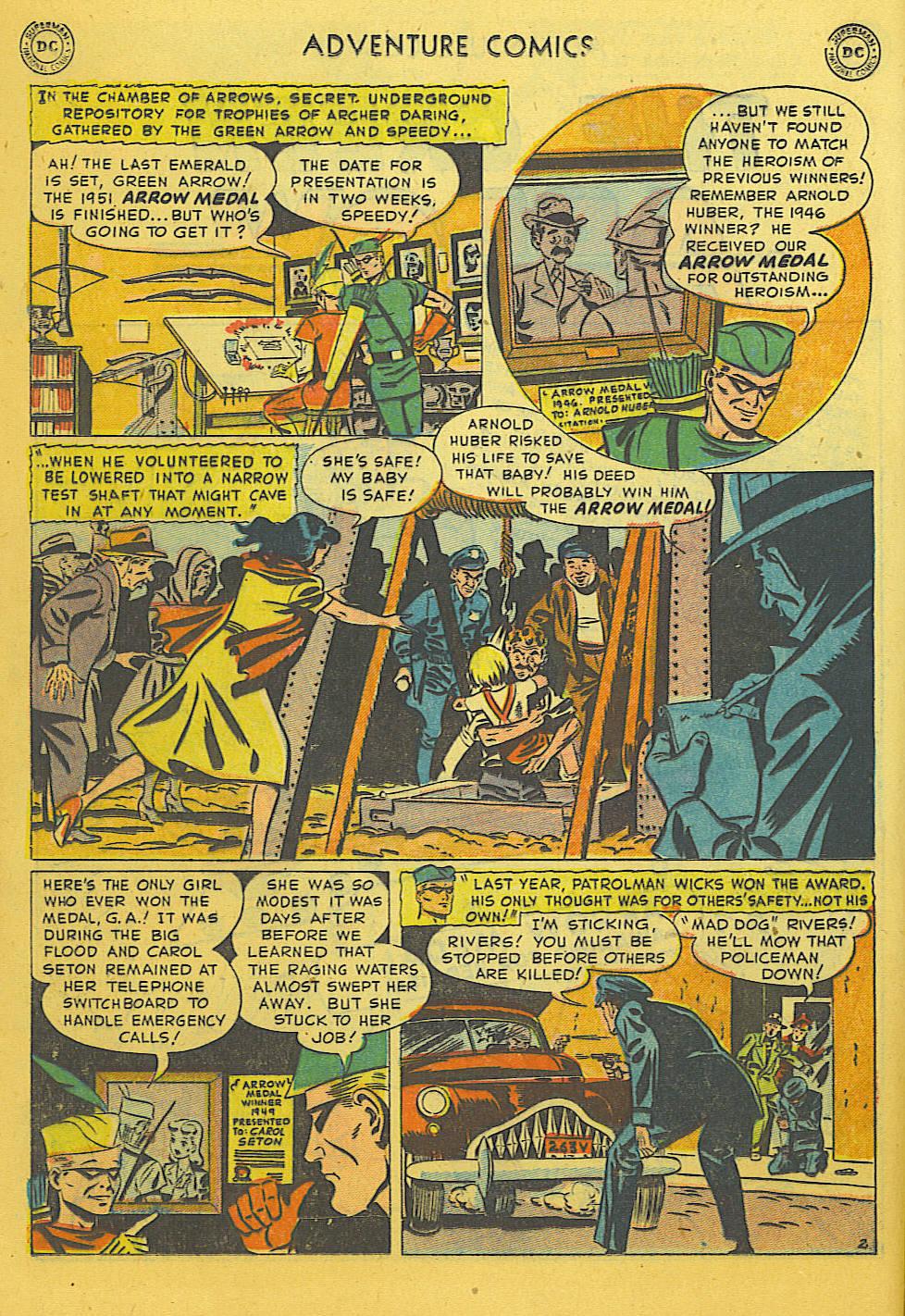 Read online Adventure Comics (1938) comic -  Issue #169 - 15