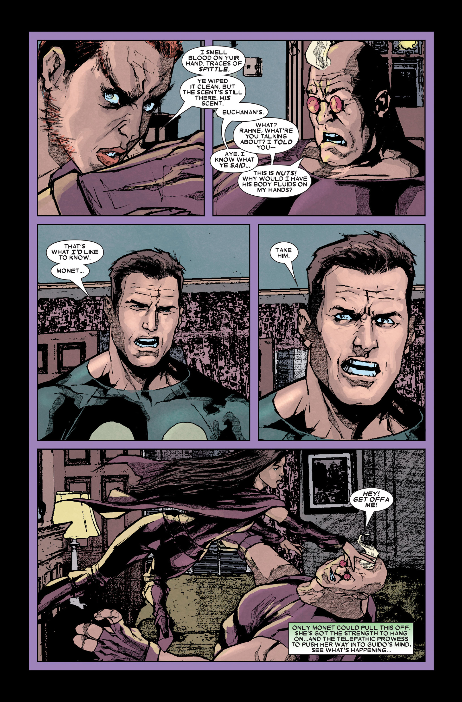 Read online X-Factor (2006) comic -  Issue #11 - 9