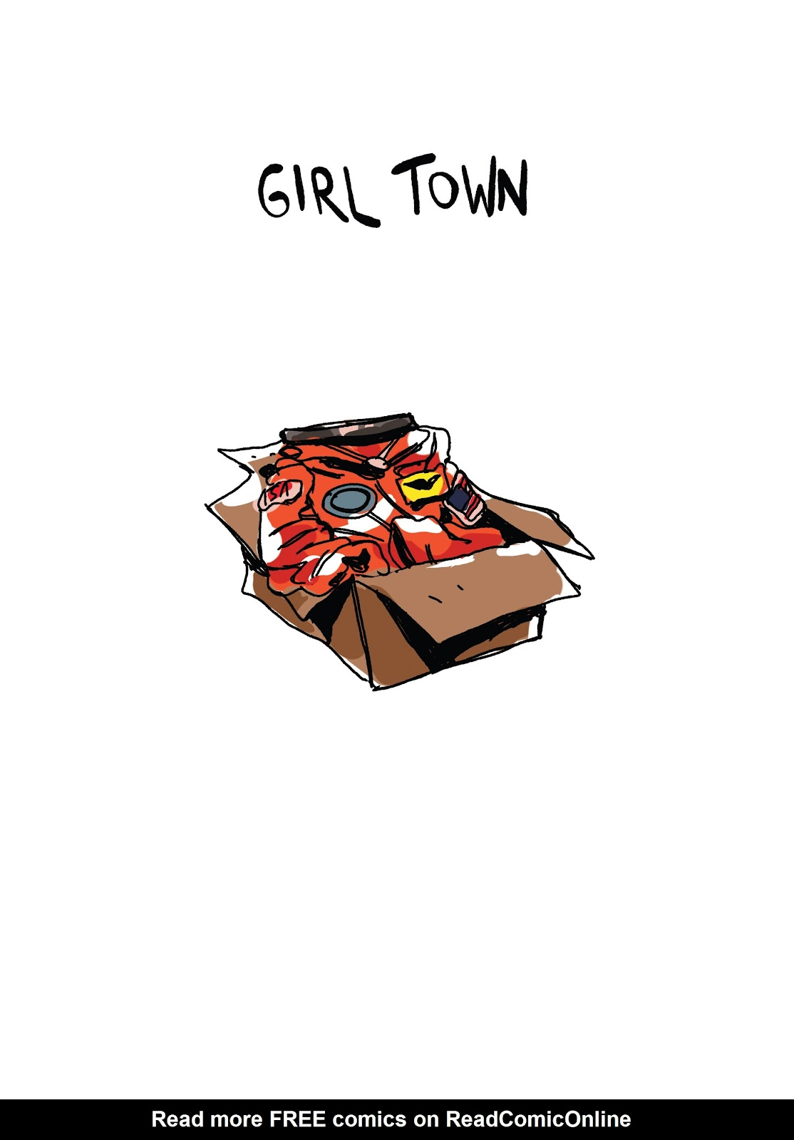 Read online Girl Town comic -  Issue # TPB (Part 1) - 10