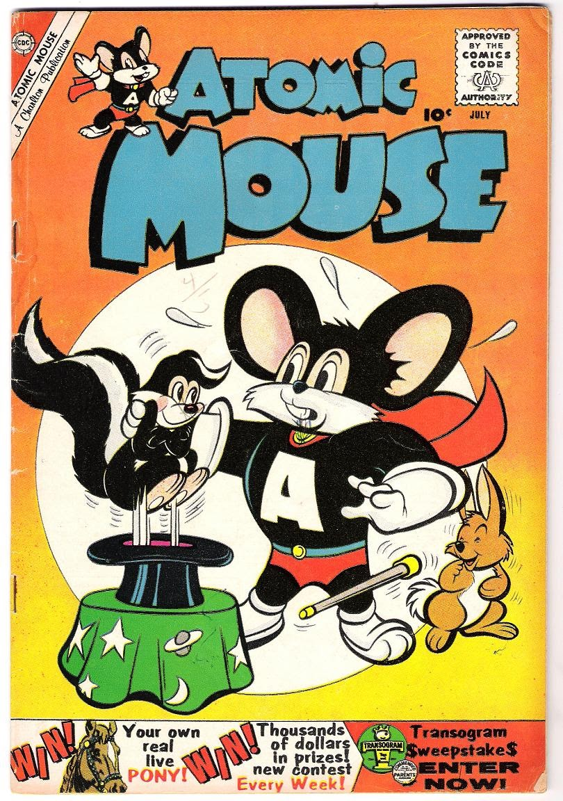 Atomic Mouse issue 37 - Page 1