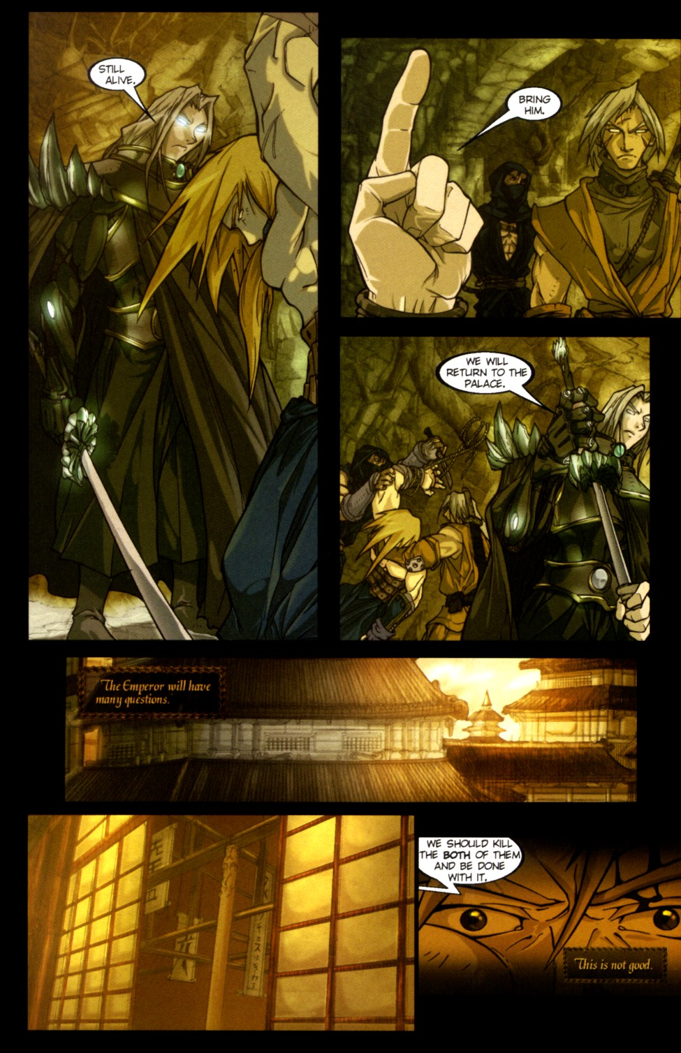 Read online Shidima comic -  Issue #3 - 21