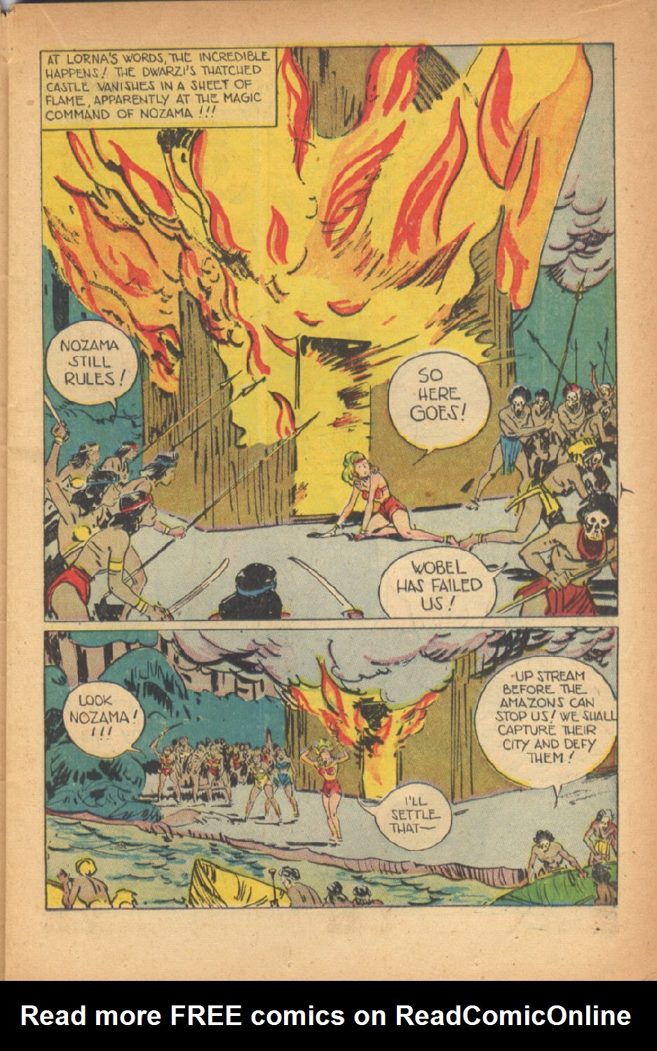 Read online Super-Magician Comics comic -  Issue #47 - 15