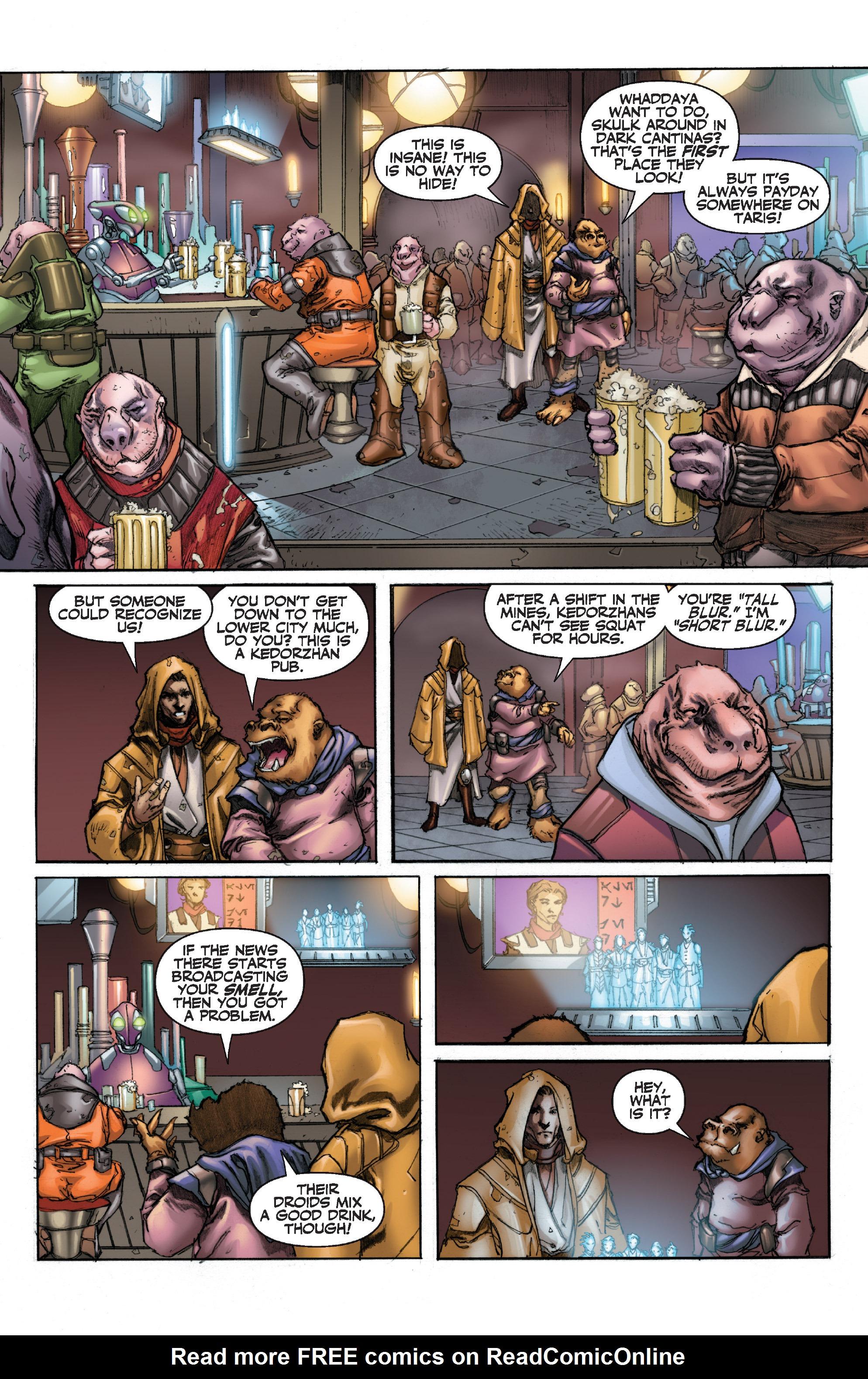 Read online Star Wars Omnibus comic -  Issue # Vol. 29 - 55