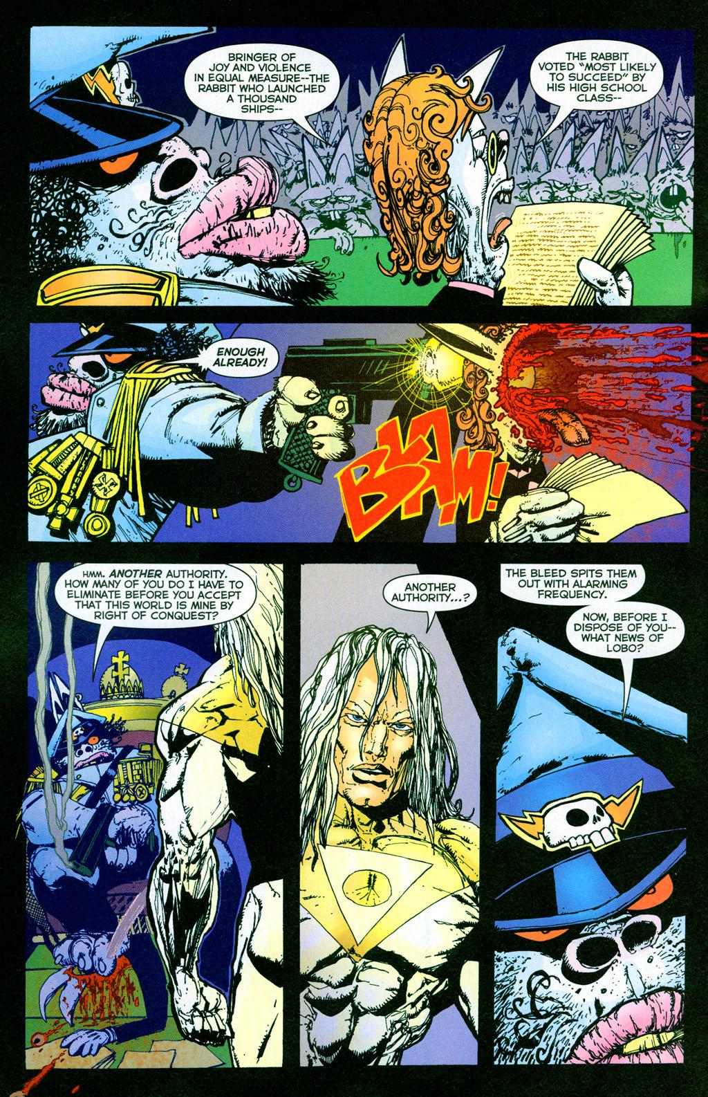 Read online The Authority/Lobo: Spring Break Massacre comic -  Issue # Full - 25