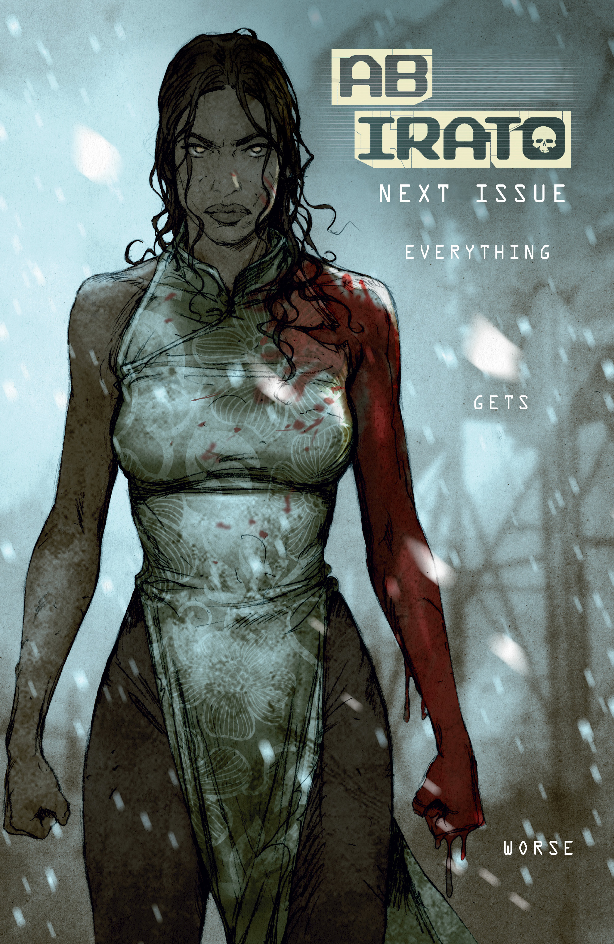 Read online Ab Irato comic -  Issue #2 - 33