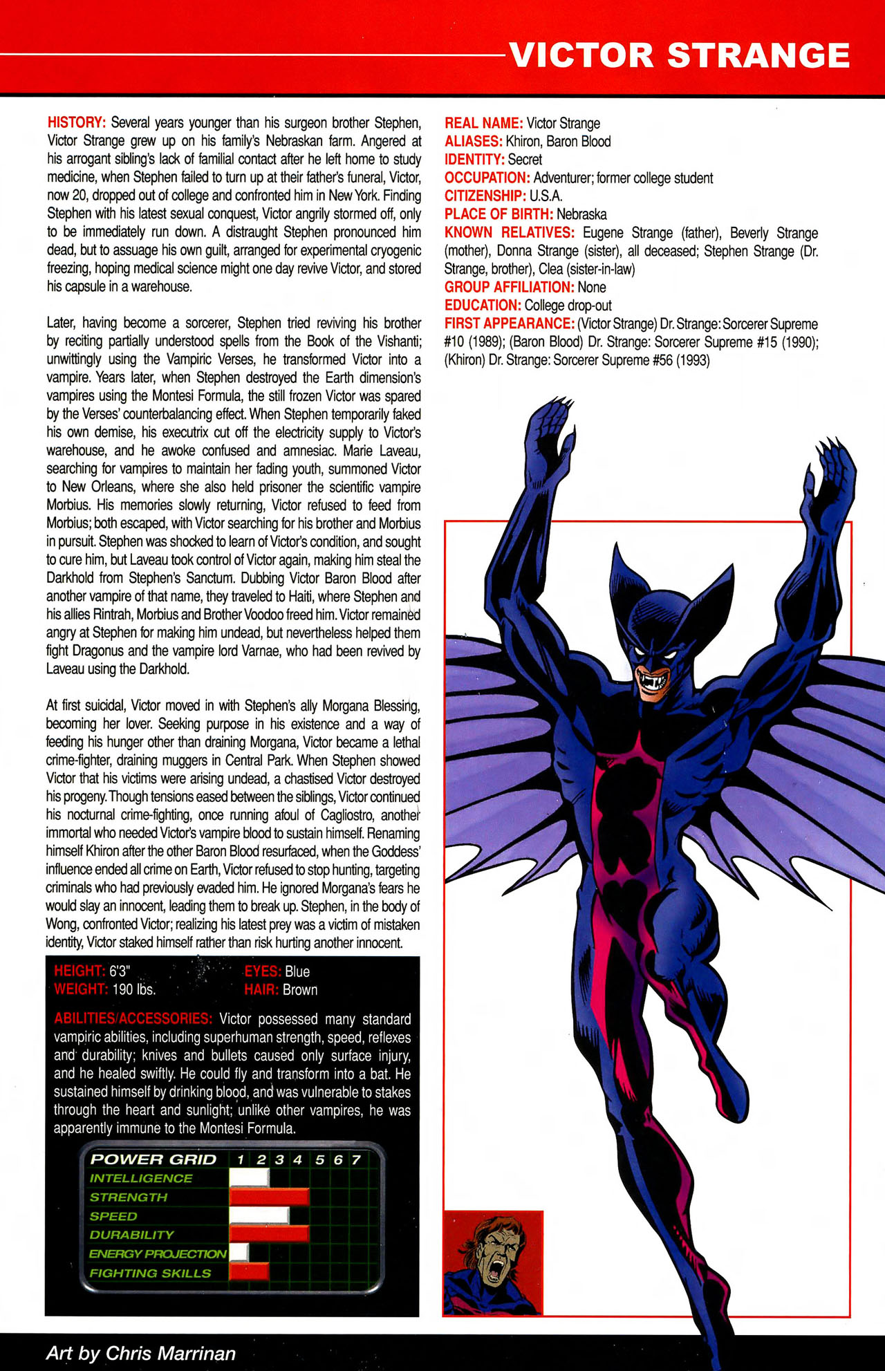 Read online All-New Official Handbook of the Marvel Universe A to Z comic -  Issue #10 - 65