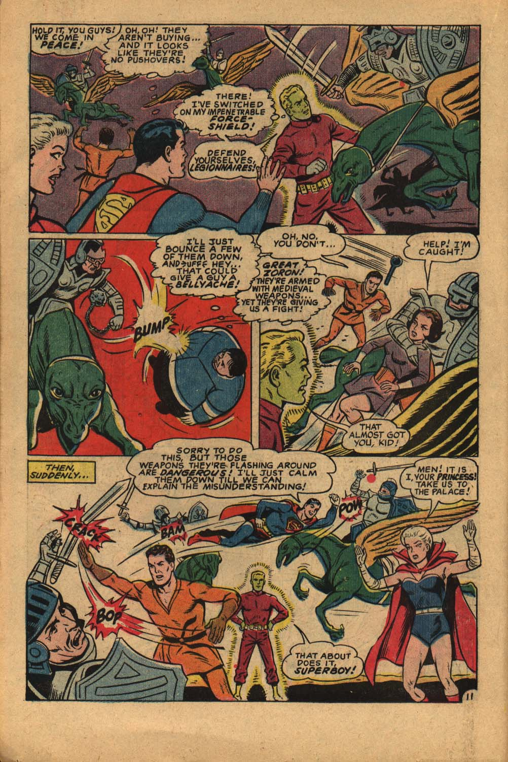 Read online Adventure Comics (1938) comic -  Issue #362 - 18