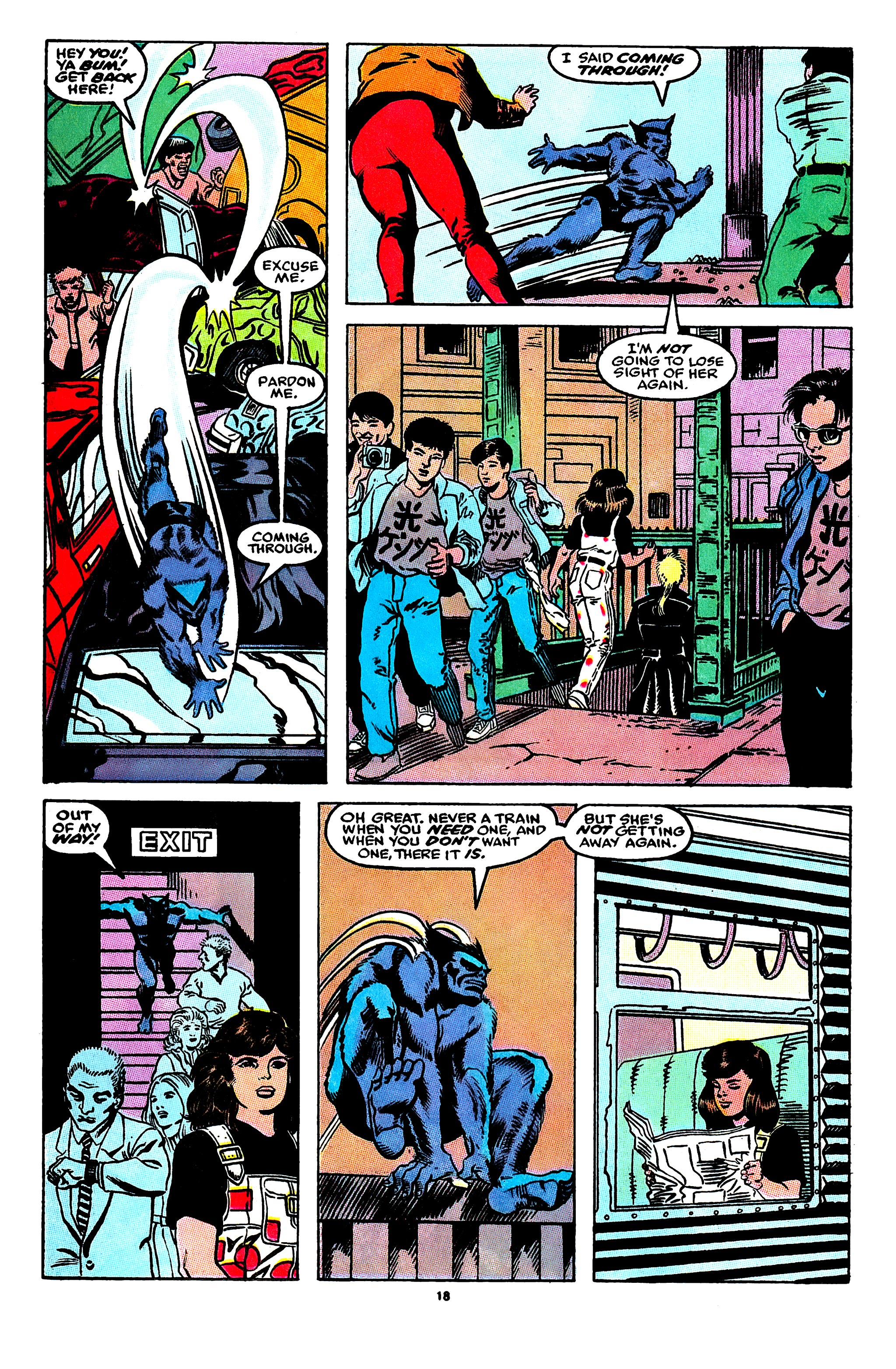 Read online X-Factor (1986) comic -  Issue #55 - 15