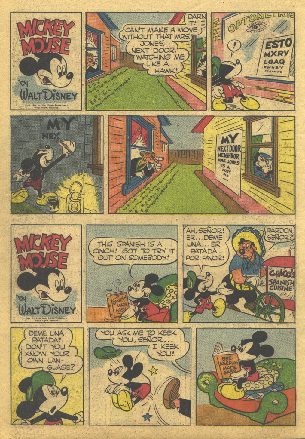 Walt Disney's Comics and Stories issue 86 - Page 30