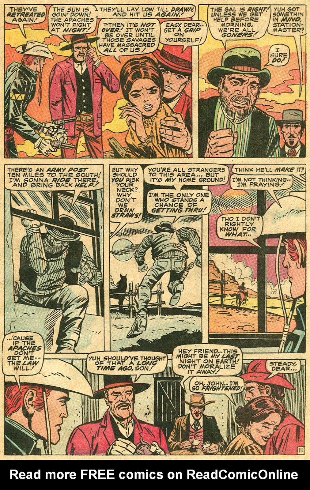 The Rawhide Kid (1955) issue 74 - Page 17