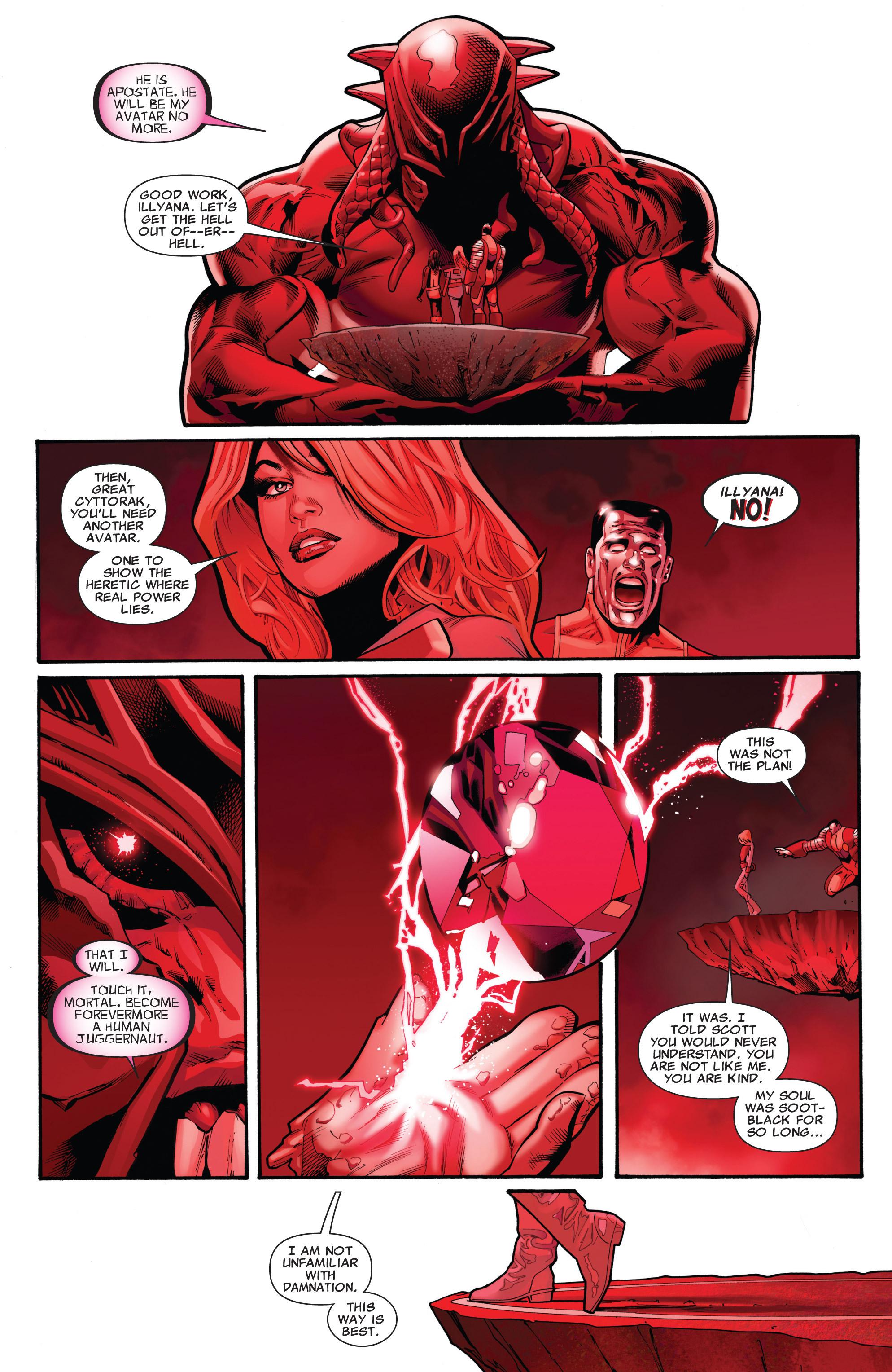Read online Uncanny X-Men (1963) comic -  Issue #542 - 16