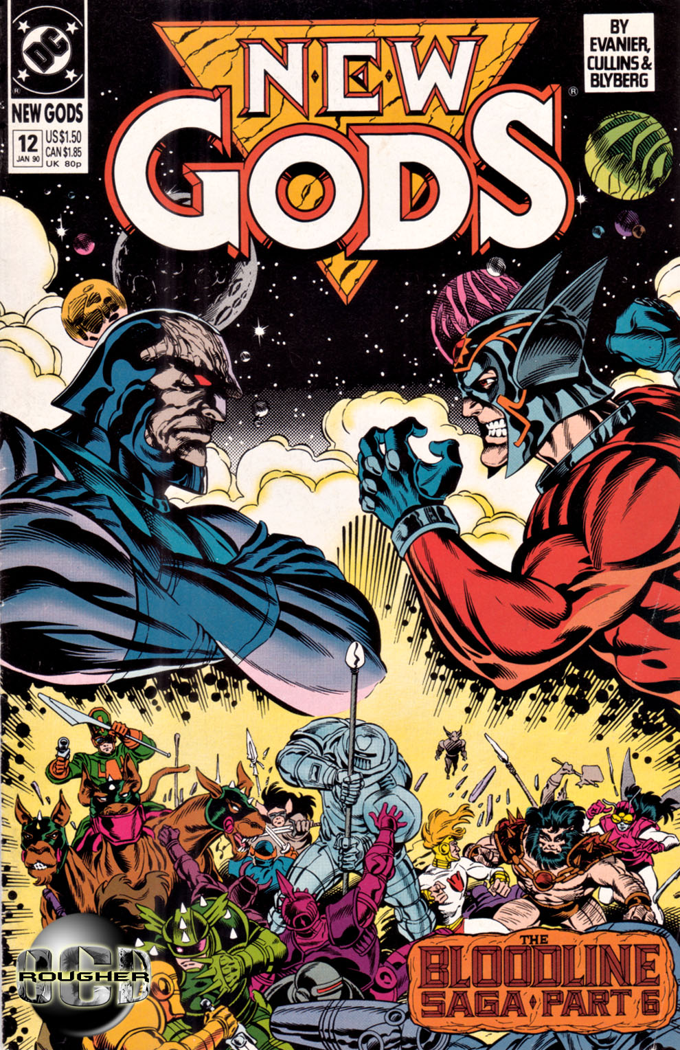 The New Gods (1989) 12 Page 1
