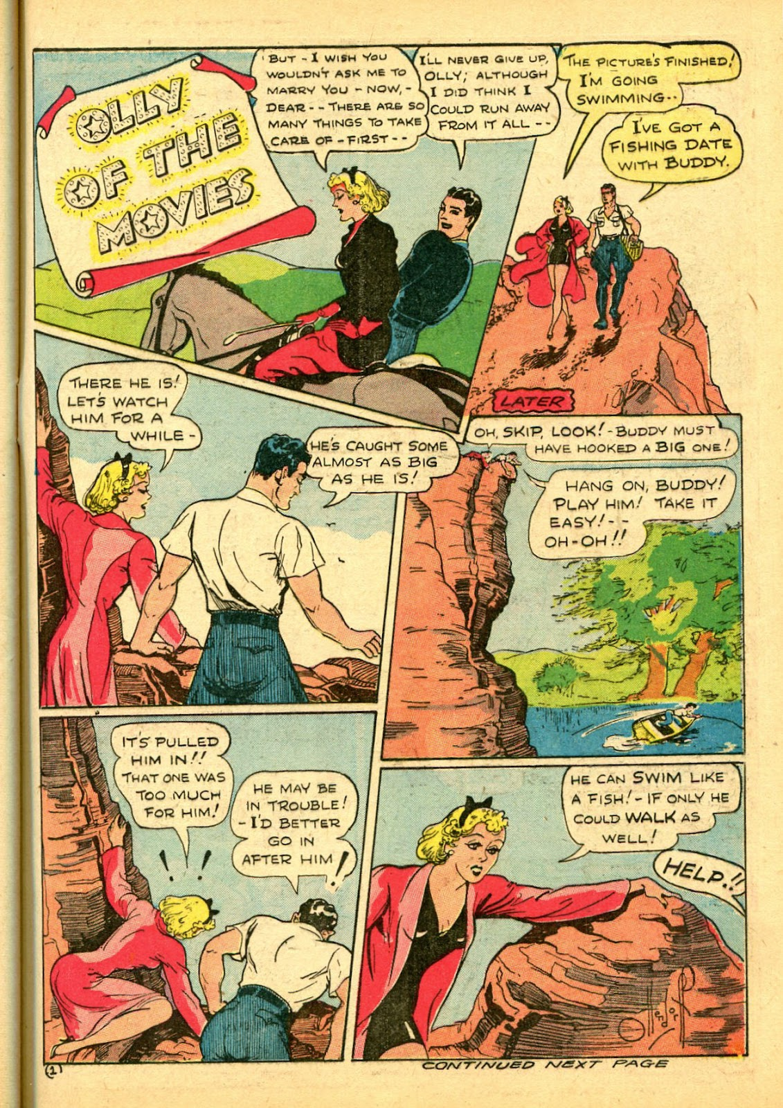 Read online Famous Funnies comic -  Issue #108 - 57