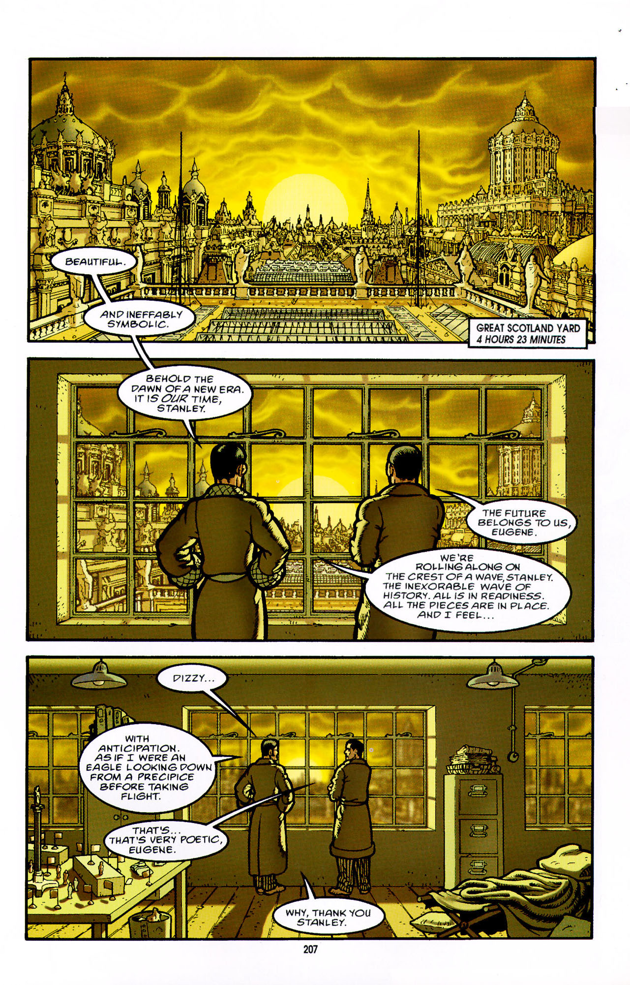 Read online Heart of Empire comic -  Issue #7 - 13