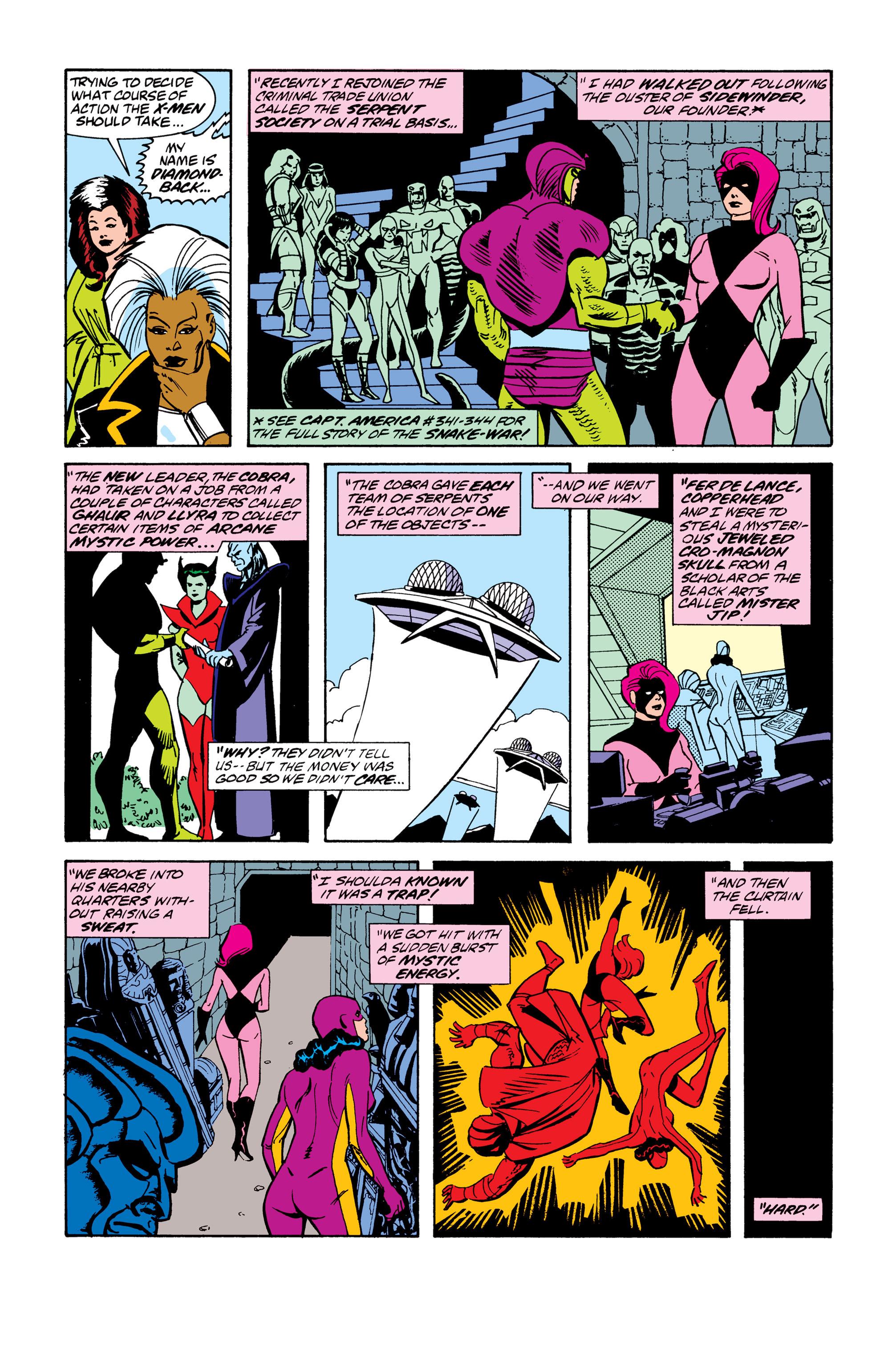 Read online Uncanny X-Men (1963) comic -  Issue # _Annual 13 - 5