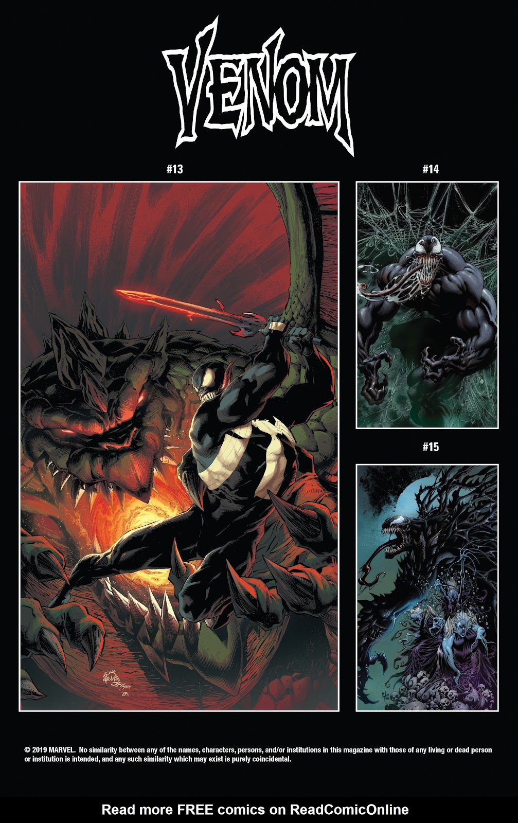 Read online Web of Venom: Cult of Carnage comic -  Issue # Full - 35