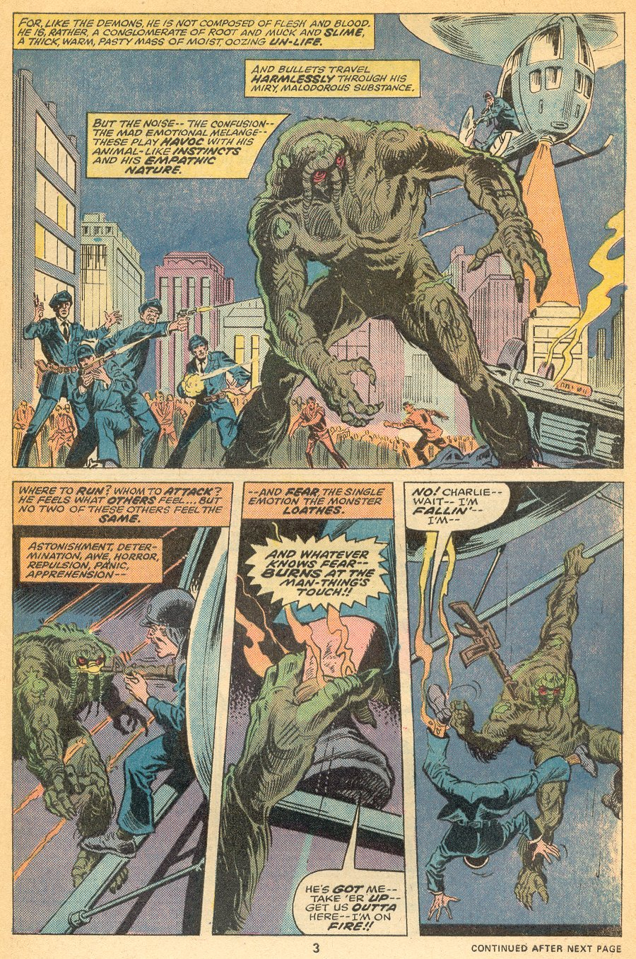 Man-Thing (1974) issue 21 - Page 4