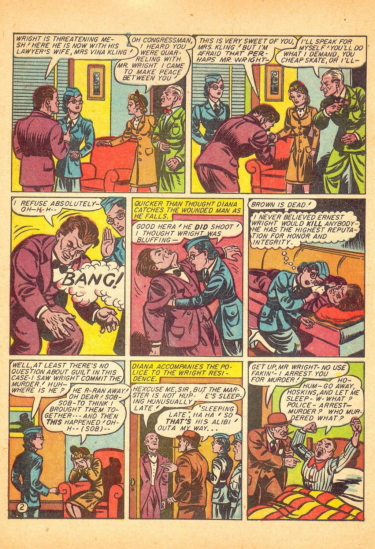 Read online Sensation (Mystery) Comics comic -  Issue #25 - 4