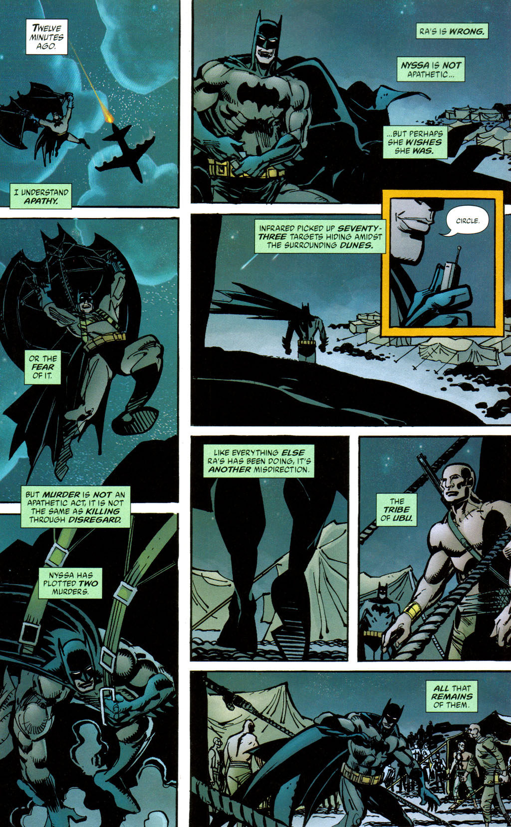 Read online Batman: Death and the Maidens comic -  Issue #8 - 16