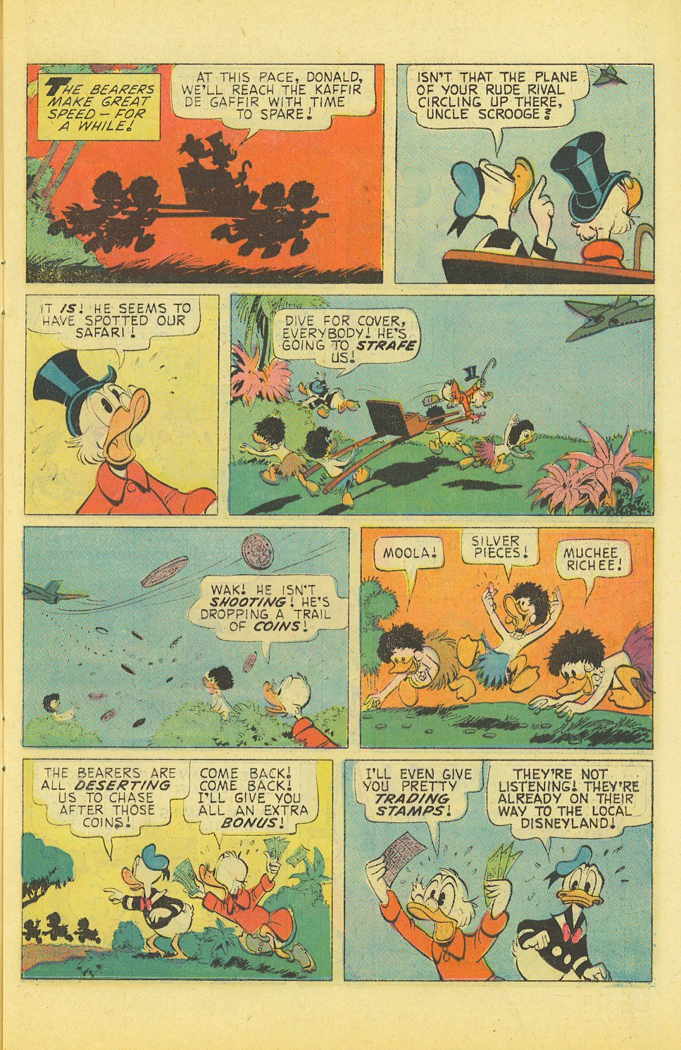 Read online Uncle Scrooge (1953) comic -  Issue #127 - 11