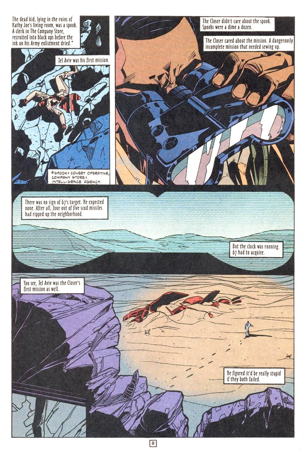 Read online Xero comic -  Issue #7 - 10