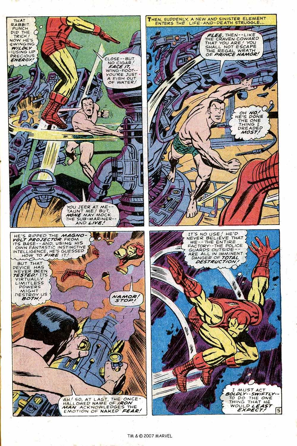 Iron Man Annual issue 1 - Page 57