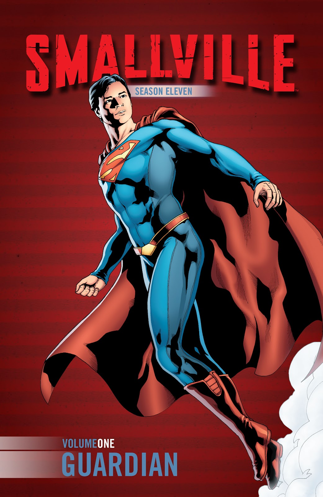 Read online Smallville Season 11 [II] comic -  Issue # TPB 1 - 2