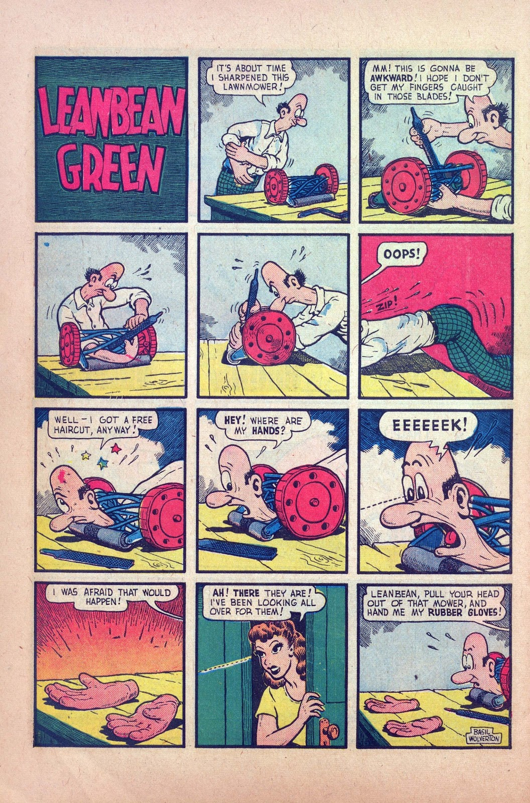 Read online Joker Comics comic -  Issue #17 - 46