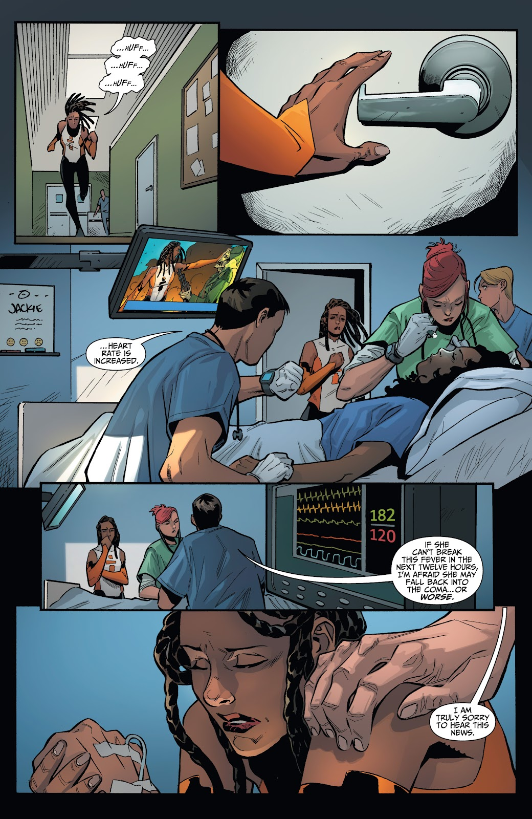 Read online Incidentals comic -  Issue #18 - 17
