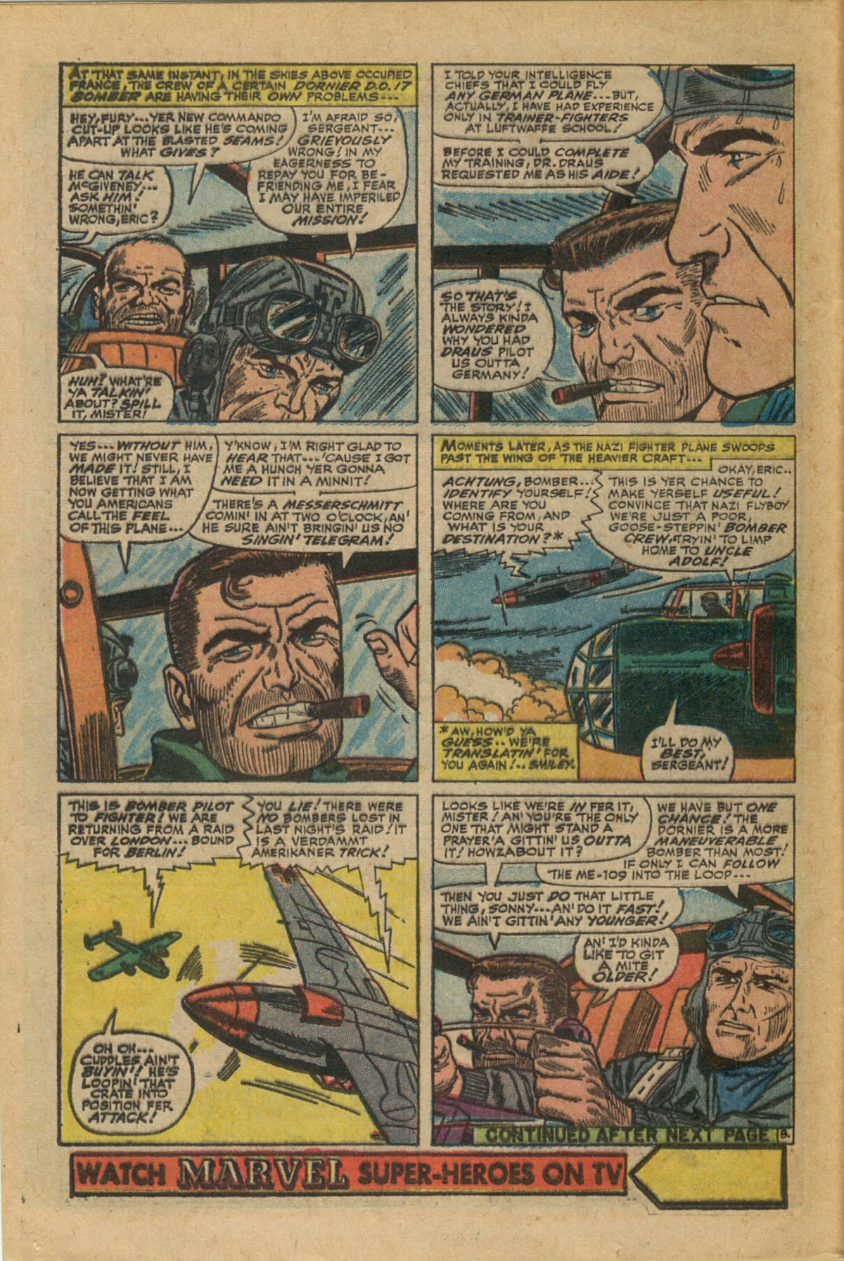 Read online Sgt. Fury comic -  Issue #35 - 12