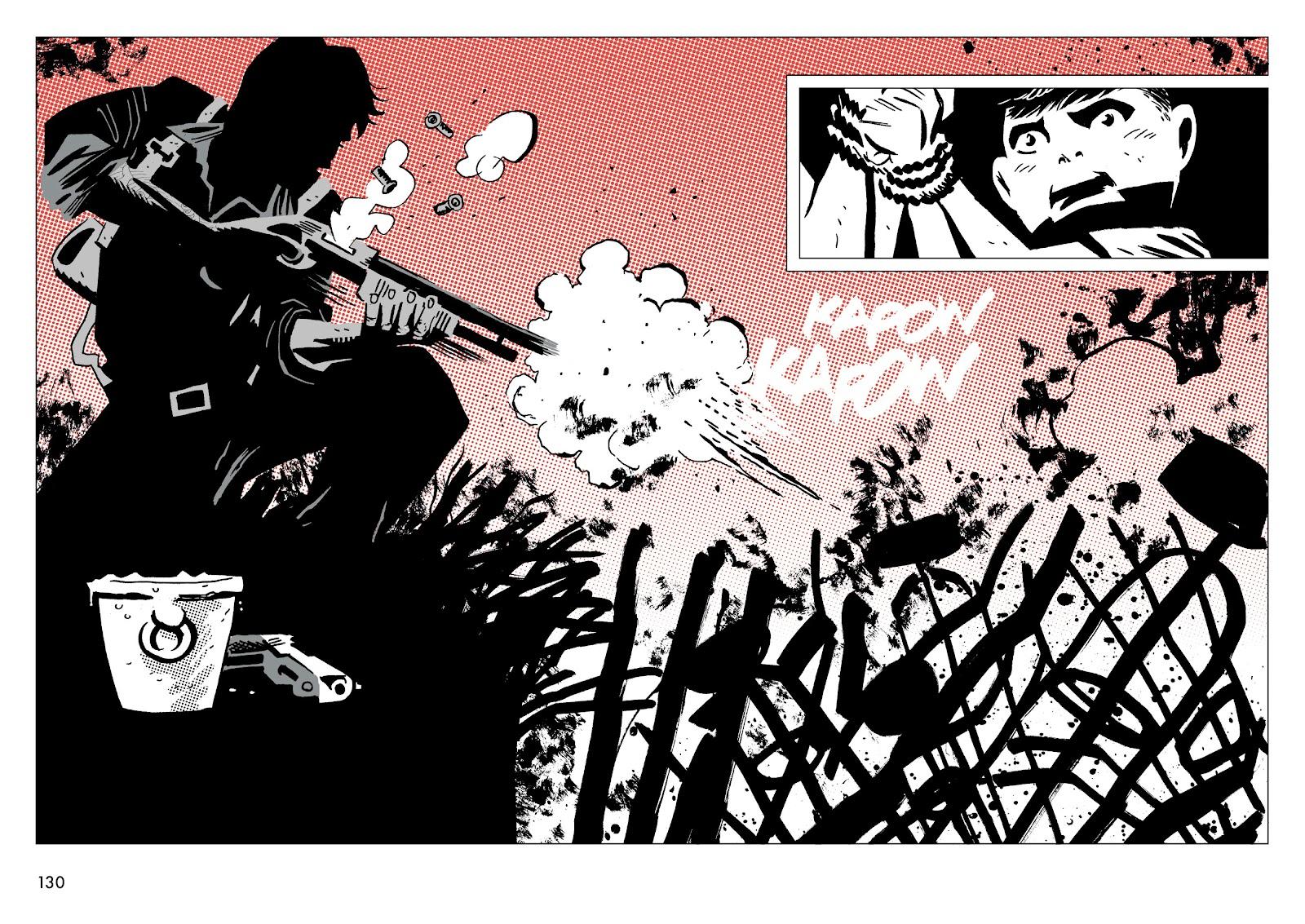 Read online Polar comic -  Issue # TPB The Kaiser Falls (Part 2) - 32