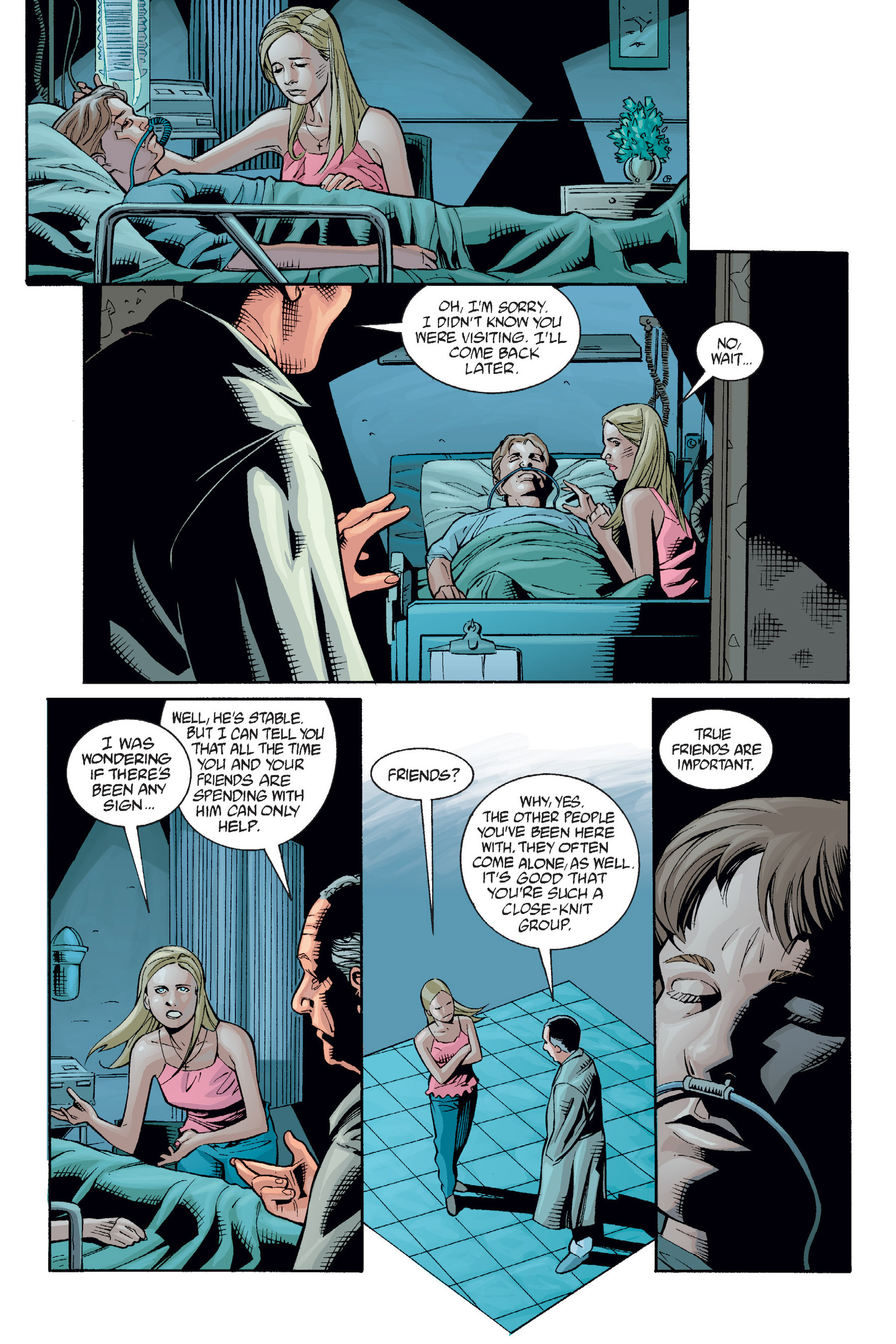 Read online Buffy the Vampire Slayer: Omnibus comic -  Issue # TPB 6 - 243