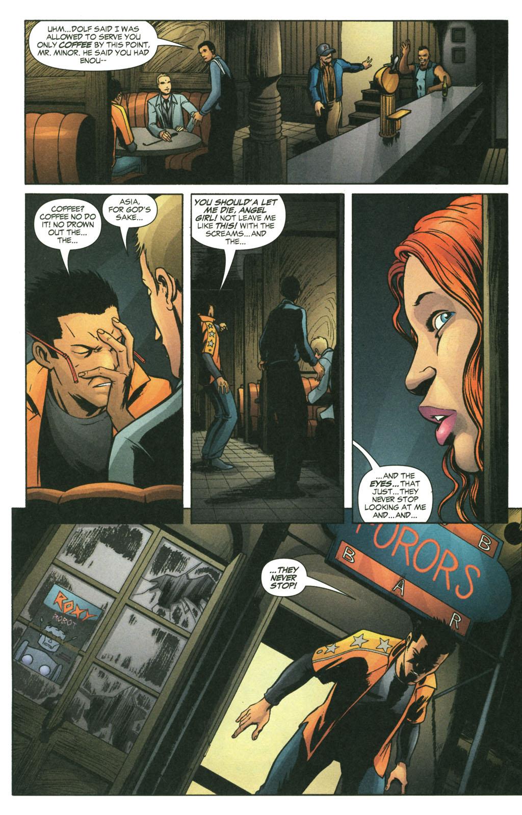 Read online Fallen Angel (2003) comic -  Issue #14 - 19