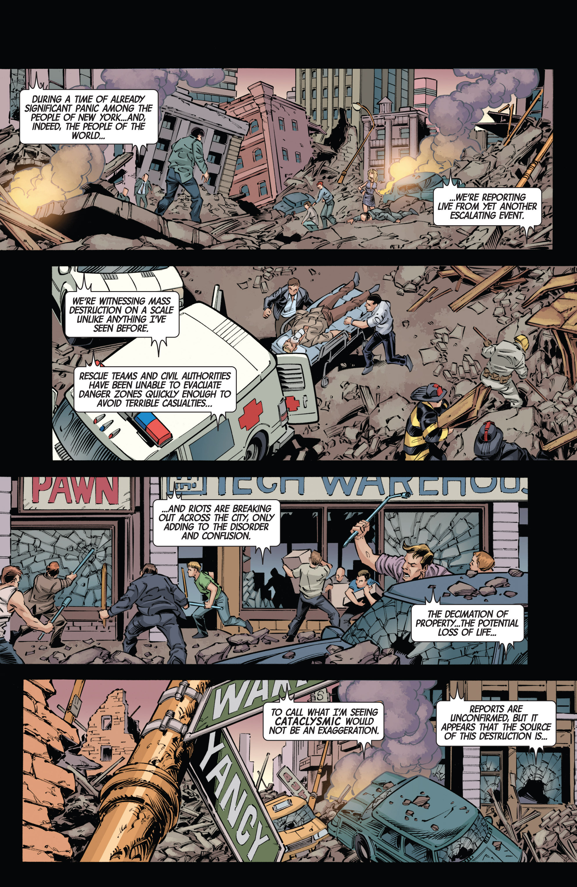 Read online Fear Itself: FF comic -  Issue # Full - 3