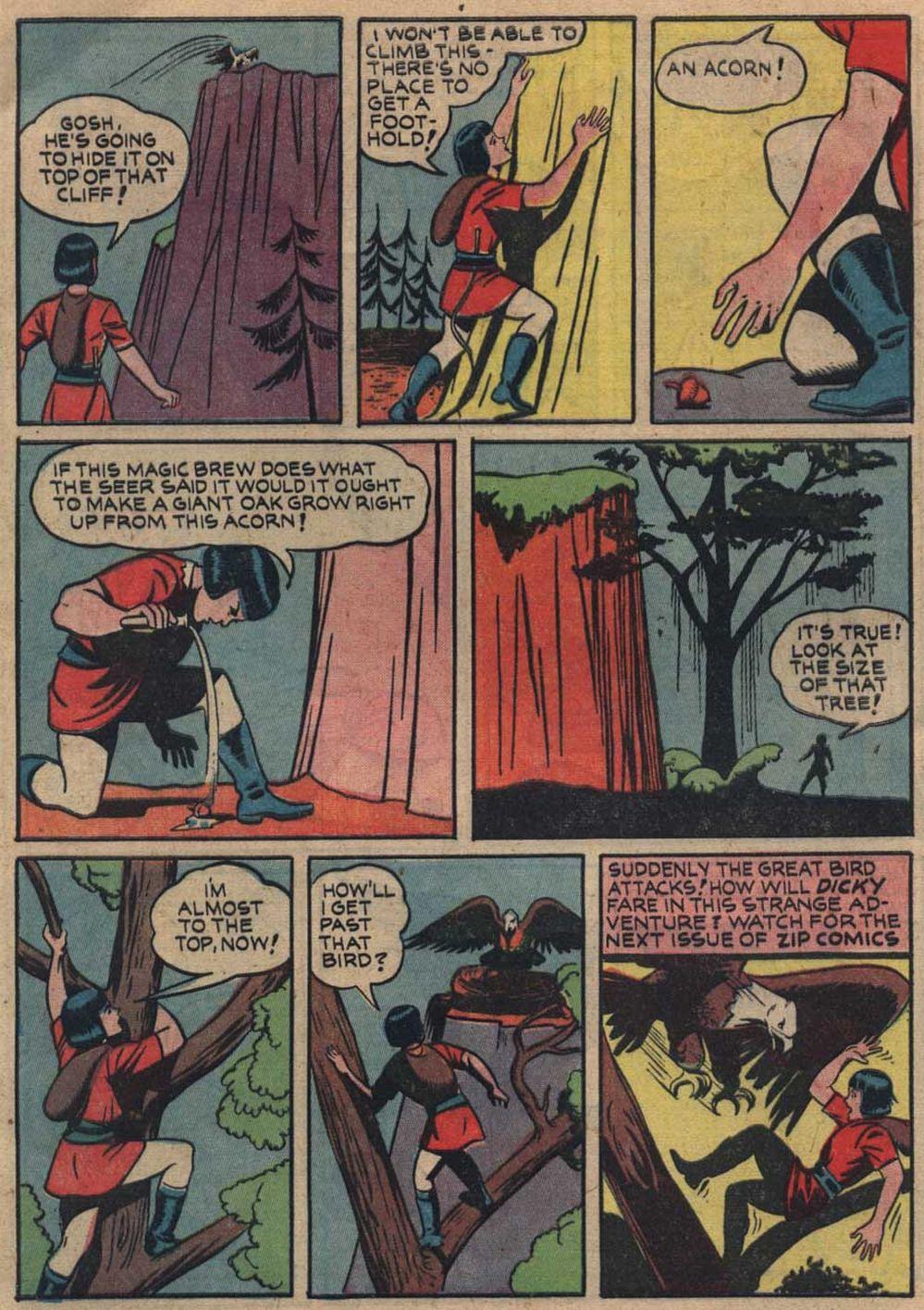 Zip Comics 25 Page 61