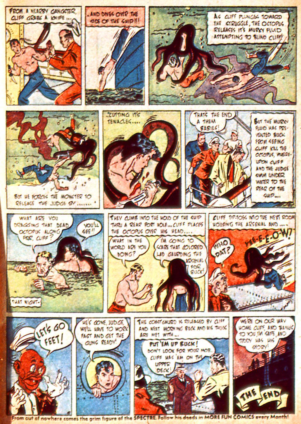 Read online Detective Comics (1937) comic -  Issue #37 - 54