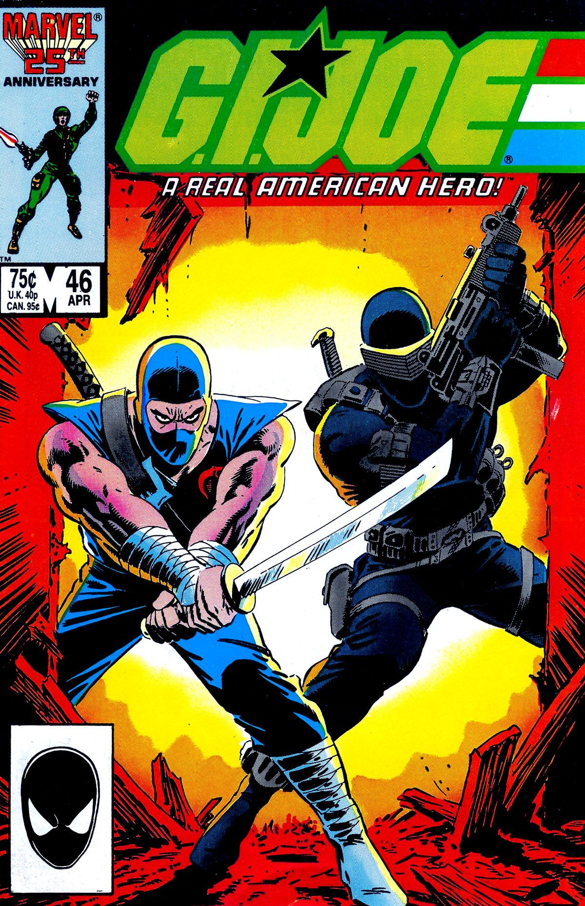 G.I. Joe: A Real American Hero 46 Page 1